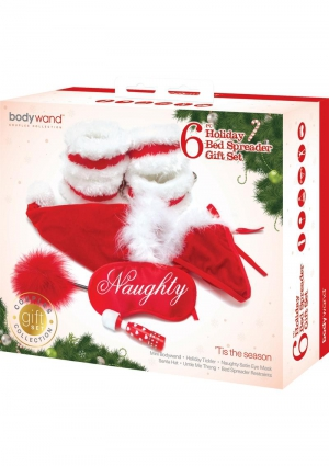 BODYWAND HOLIDAY BED SPREADER SET