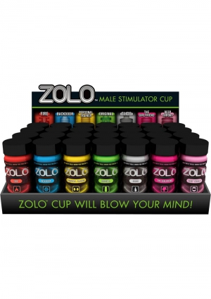 ZOLO COUNTER DISPLAY-28PC