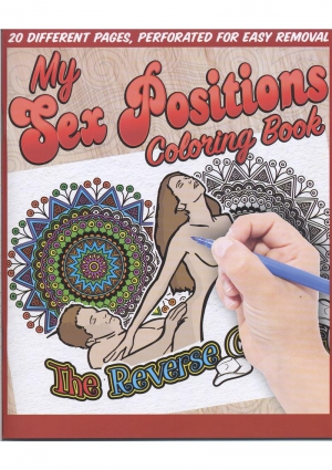 MY SEX POSTIONS COLORING BOOK