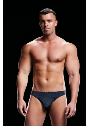 LOW RISE BRIEF NAVY-MEDIUM/LARGE