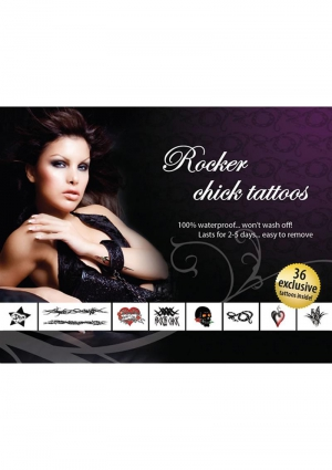 Rocker Chick Tattoos